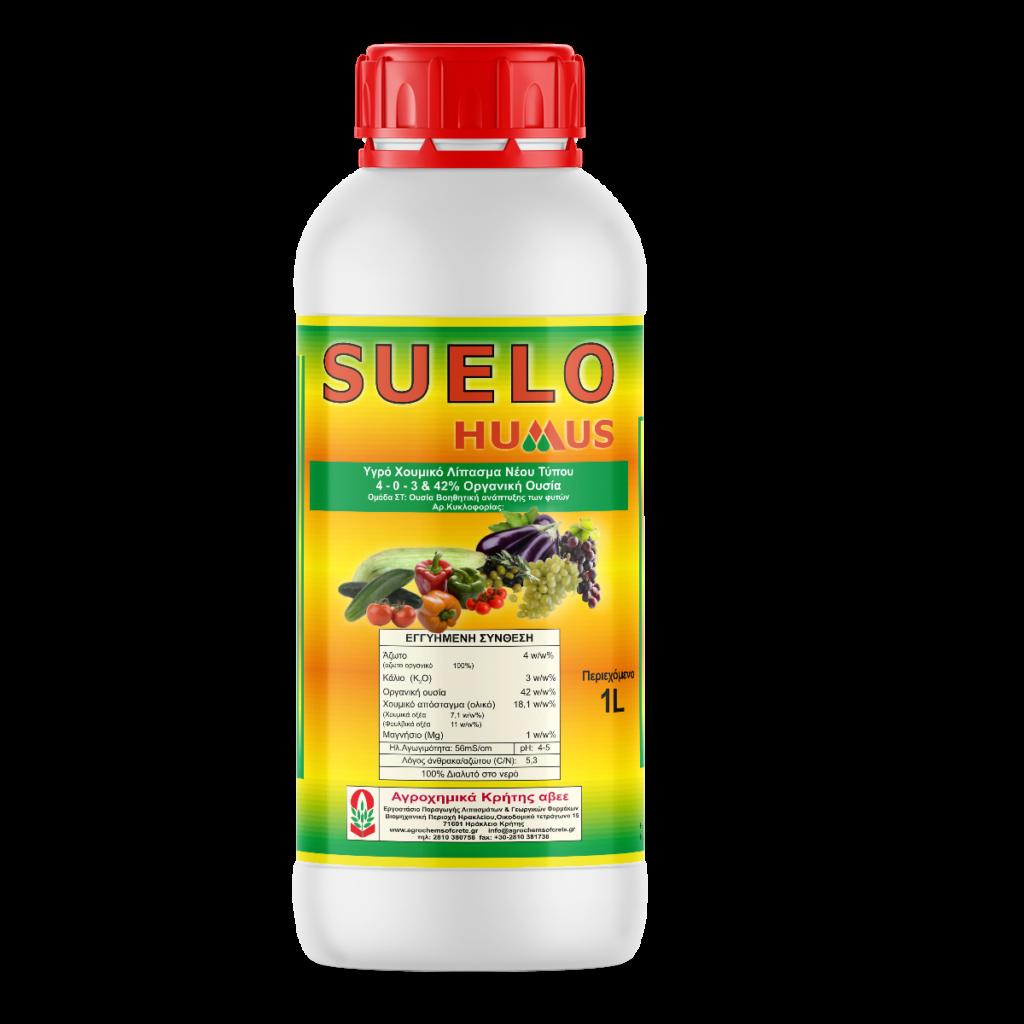 Suelo Humus