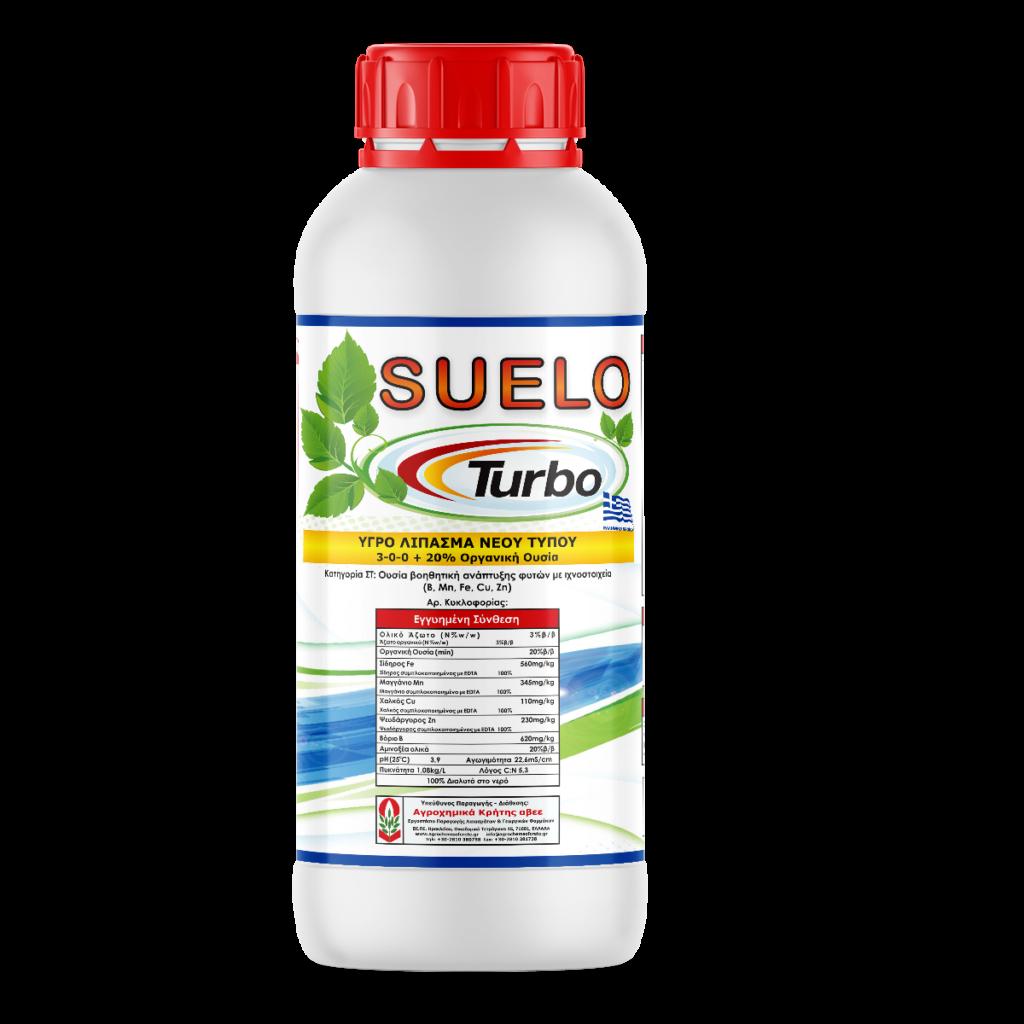 Suelo Turbo